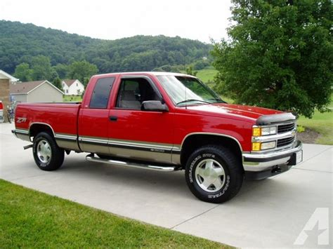 Pickup Bed Liner 1998 Silverado Extended Cab Pickup 3 Door For Sale In