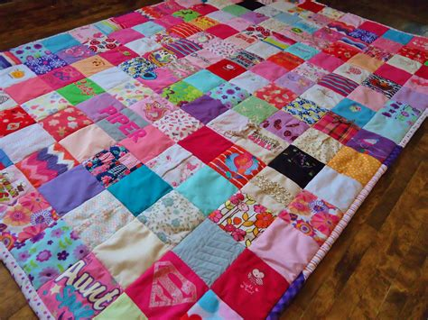 baby clothes quilt keepsake quilts