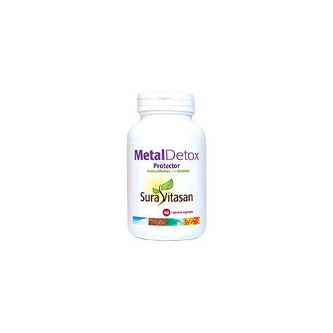 Alluminmu Detox by Metal Detox Protector 183 Sura Vitasan 183 60 C 225 Psulas