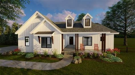Ranch Style House Plans With Wrap Around Porch modern farmhouse house plans
