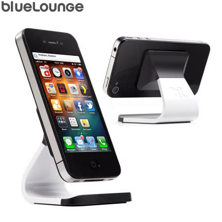iphone stand desk milo universal desktop phone stand white mobilezap