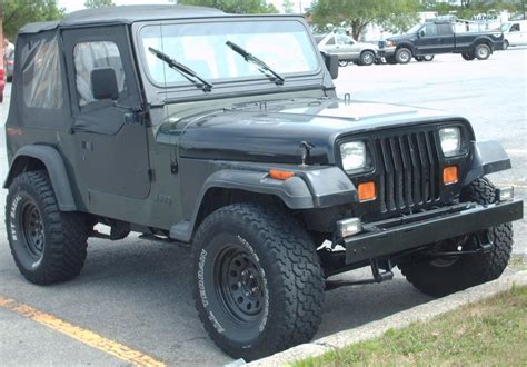 Jeep Yj Upgrades Jeep Wrangler Yj Technical Details History Photos On