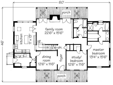 country farmhouse floor plans country farmhouse philip franks southern living house