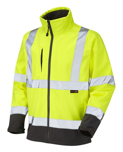 wholesale high vis led safety reflective jacket buy