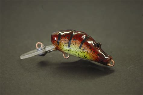Handmade Balsa Crankbaits - lazer lures quot custom balsa baits quot