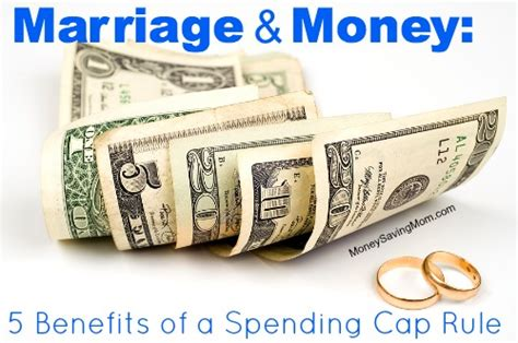 5 Easy Ways To Win The Marital Money Wars by Marriage Money 5 Benefits Of A Spending Cap Rule