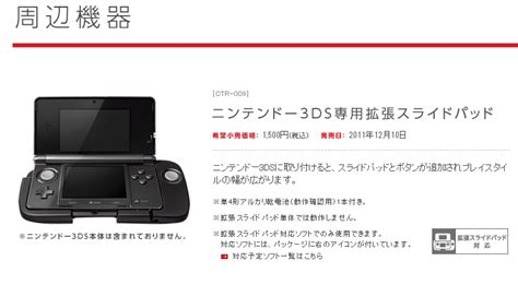X 3ds Second 3ds second analog stick gets real climate