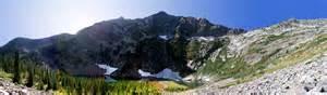 cabinet mountains climbing hiking mountaineering