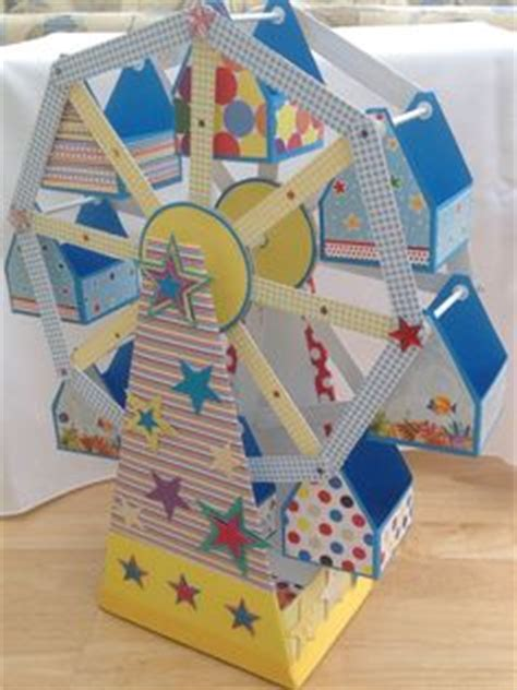How To Make A Paper Wheel That Spins - hello melanie fink you are amazing this ferris