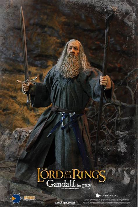 Lord Of The Ring Gandalf toyhaven quot you shall not pass quot asmus toys 1 6 lord of the