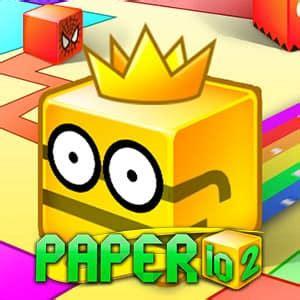 paperio  gioco gratis  funnygames
