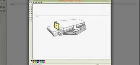 microsoft drawing how to draw a house on microsoft paint 171 software tips wonderhowto