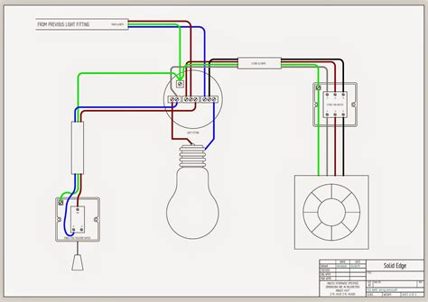 how to wire in a bathroom extractor fan vent fan wiring diagrams