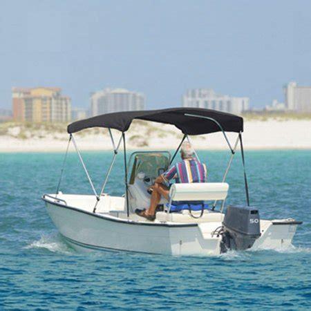 starcraft boat bimini top 3 bow 6 foot bimini boat cover top 67 quot 72 quot gray pontoon