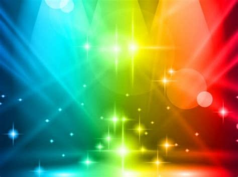 multicolor lights multicolored lights background vector free