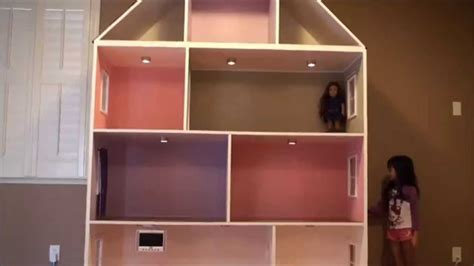 huge ag doll house my huge american girl doll house 2013 youtube