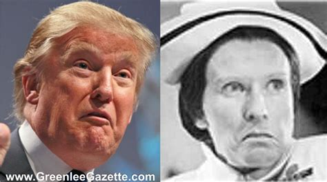 Separated At Birth by Greenlee Gazette Separated At Birth Donald