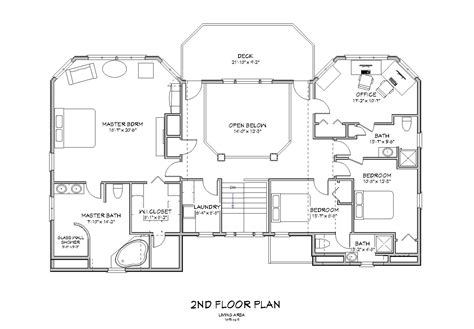 Coastal Floor Plans by Beach House Plan Lake House Plan Cape Cod Beach House