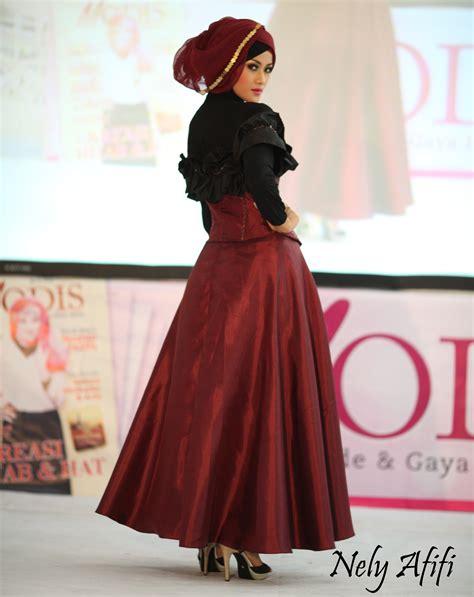 Gaun Pesta 1 gaun pesta muslimah hairstyle gallery