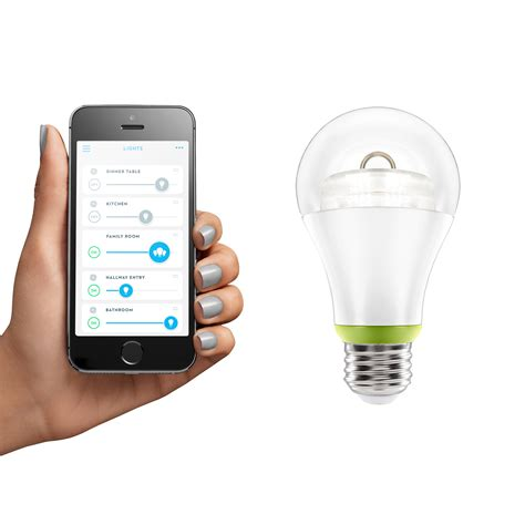 App Controlled Lighting by Smartphone Meets Smarter Light Turning On Remote