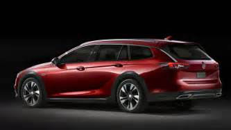 Buick Hatchback The 2018 Buick Regal Is Now A Hatchback And A Wagon