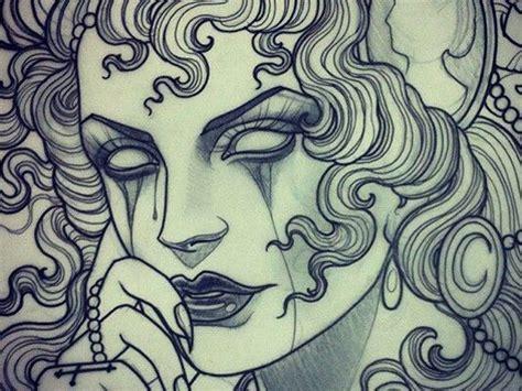 rose tattoo comics emily design pencil pen
