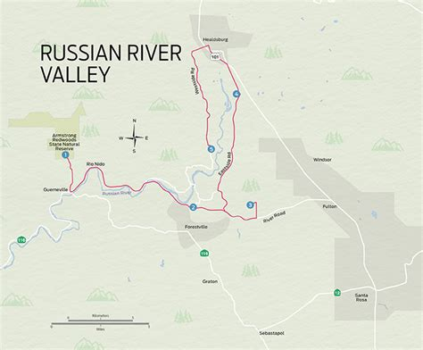 russian river california map 5 places to visit in the russian river valley wine