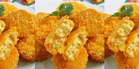 cara membuat nugget ayam alami 5 resep cara membuat nugget ayam tempe bintang lima
