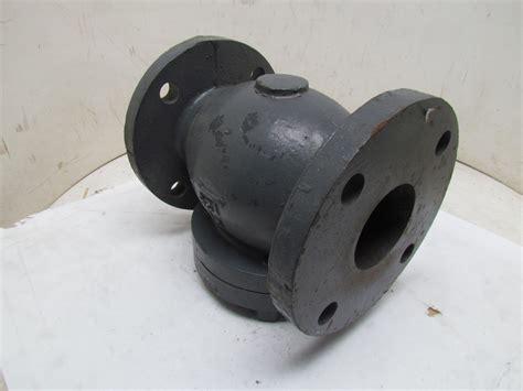 swing gate valve hammond manufacturing 125 iron swing gate check valve