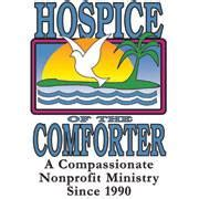 hospice of the comforter home health care orlando end of life care