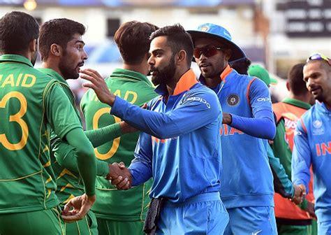 india vs pakistan india vs pakistan icc chions trophy 2017 where