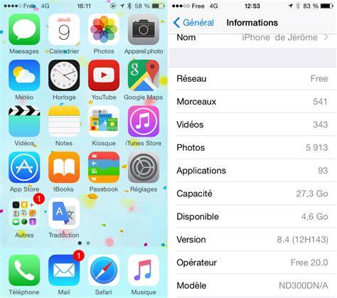 free mobile free mobile de la 4g en 1800mhz sur un iphone 5 224