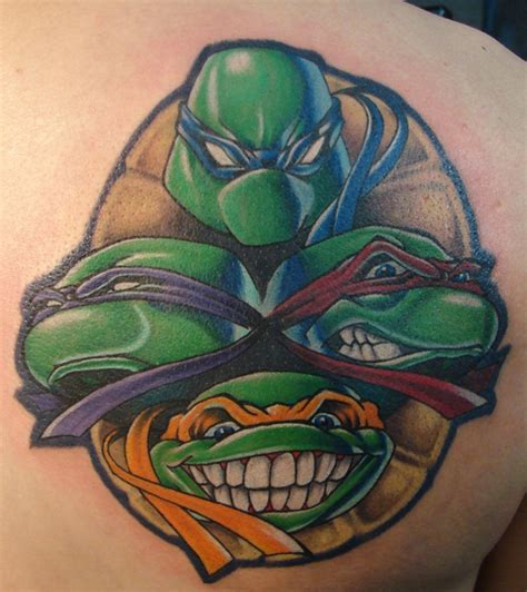 tmnt tattoos turtle tattoos designs ideas and meaning tattoos