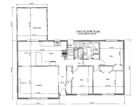 draw floor plan first floor plan drawing