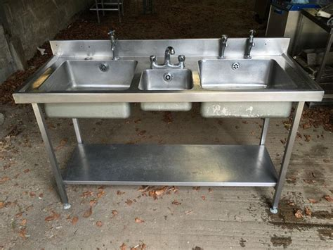 second hand kitchen sinks secondhand catering equipment sinks and dishwashers