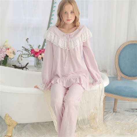vintage nightgowns womens vintage pajamas cotton pajamas women vintage sleeping clothes ladies