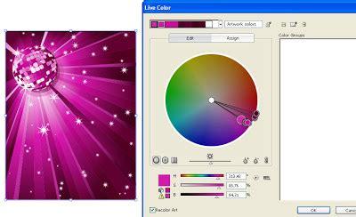 Lu Angsa Lu 7 Warna tutorial merubah warna semua pada illustator kelas