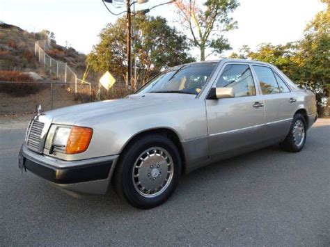 who is the owner of mercedes benzpany 1992 mercedes 300 class 300e w124 sedan in el cajon