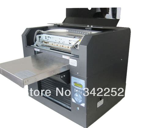 Printer Dtg Epson A3 aliexpress buy multi purpose 6 colors a3 size dtg t shirt printer digital flatbed printer