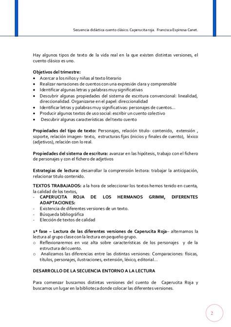 Secuencia Didactica Caperucita Roja 3 Grado | secuencia didactica caperucita roja 3 grado sue 209 a y