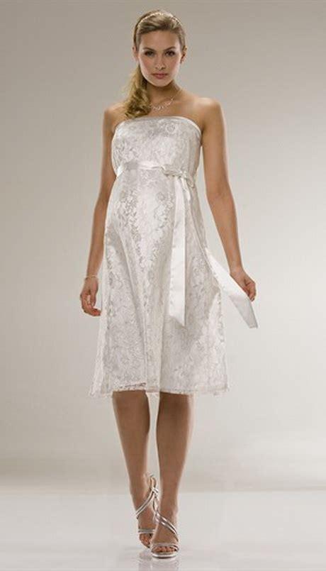 Umstandsmode Brautkleid by Hochzeitskleid Umstandsmode