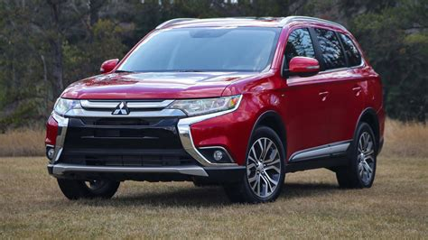 mitsubishi outlandet 2016 mitsubishi outlander test drive review