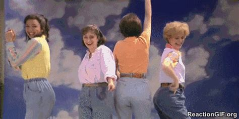 Mom Jeans Meme - gif dancing dance funny mom jeans moms mother s day