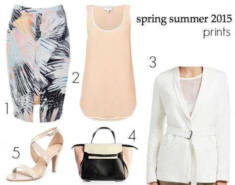 Summer 08 Trends High Picks by Summer 2015 Fashion Trends