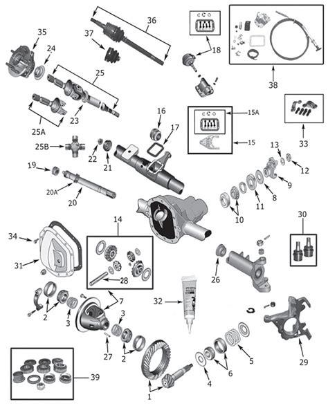 Disc Brake Seal Kit D Terios wheel bearings maybe jeep forum