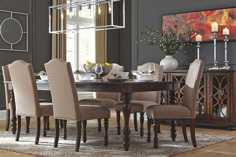 What Is A Dining Room by Baxenburg Dining Room Chair Ashley Furniture Homestore