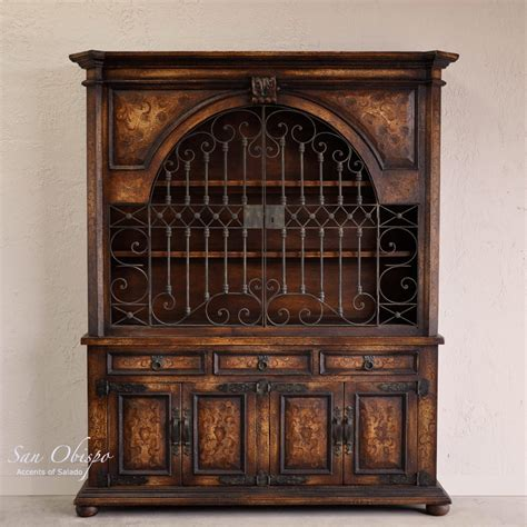 old world dining room furniture hand painted hutches old world dining room furniture san obispo hutch