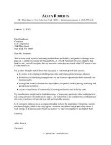 Executive Cover Letter Tips by L R Cover Letter Exles 2 Letter Resume