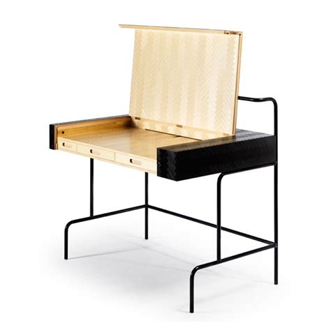 Soot Architect S Desk Note Design Studio Korlina Studio Work Desk