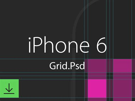 iphone layout grid 20 useful misc design freebies for graphic designers